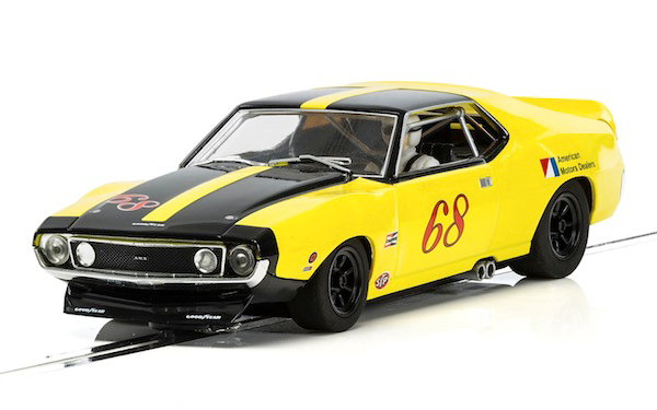 Scalextric C3921 AMX Javelin Trans Am – Roy Woods 1971