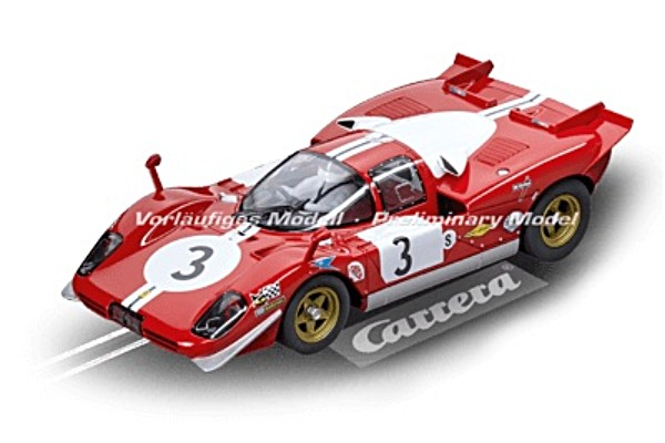 Carrera 23856 Ferrari 512S Scuderia Filipinetti No.3, 1970