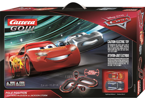 Carrera 62435 Cars 3 – Pole Position
