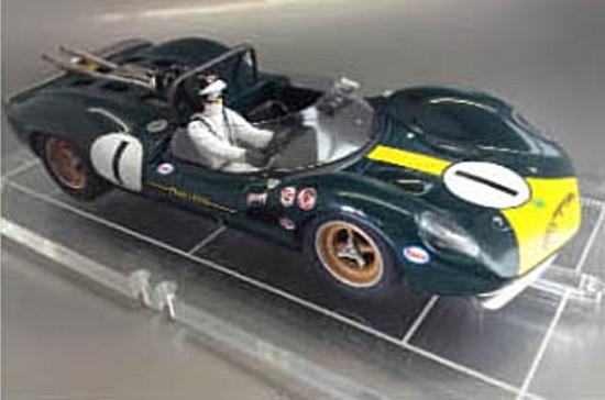 MMK77 Lotus 40 #1 Jim Clark, Riverside 1965