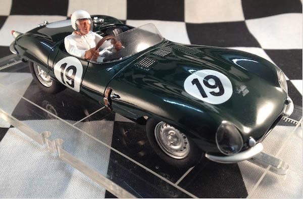 MMK78/3 Jaguar XKSS Green, #17