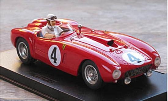 MMK79 Ferrari 375MM #4 Le Mans 1954 winner