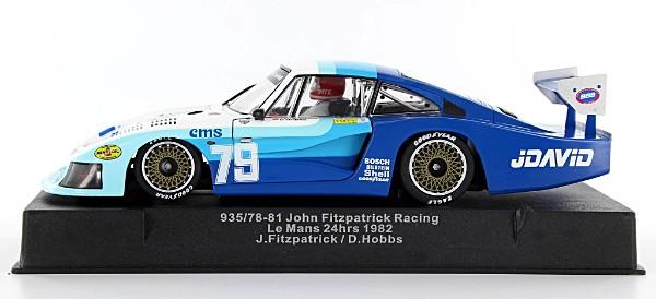 Racer SW34 935/78 Moby Dick Le Mans 1982 John Fitzpatrick Racing (C)