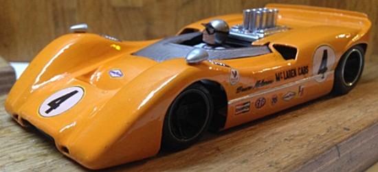 Thunderslot THCA00301 McLaren M6A CAN AM Bruce McLaren #4 Riverside