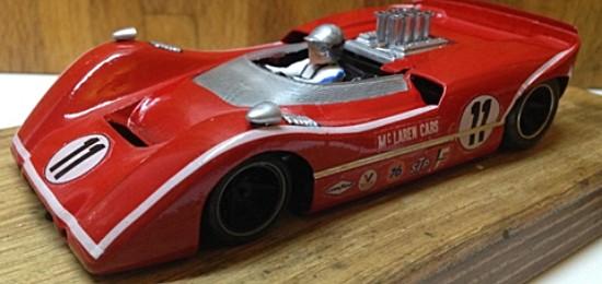 Thunderslot THCA00302 McLaren M6A CAN AM Bruce McLaren #11 Riverside