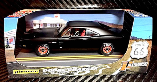 Pioneer P088 Dodge Hemi Charger Ultra Black Route 66