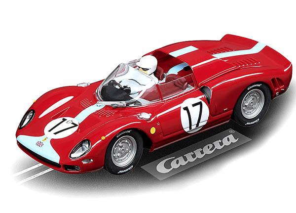 Carrera 30834 Ferrari 365 P2 Maranello Concessionaires Ltd. No. 17 D132