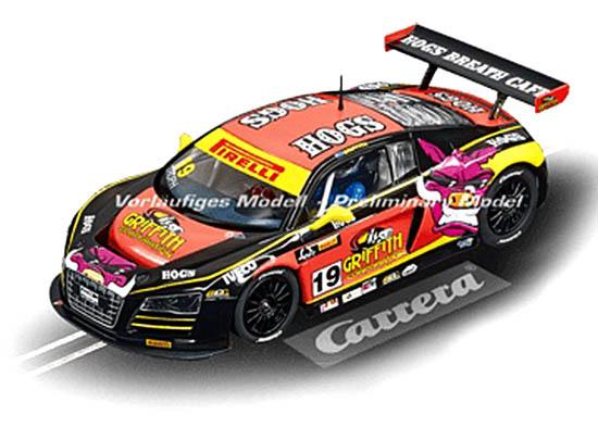 Carrera 23861 Audi R8 LMS M. Griffith, No. 19
