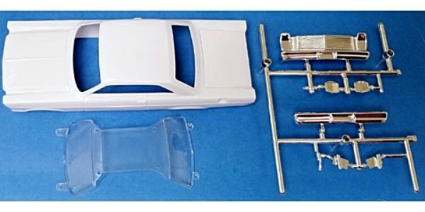 Monogram PMTR8506 '65 Galaxie Stock Car Body White Kit