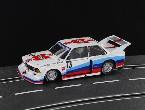 Racer SW58A, BMW M3 Group 5 Team #13 European Championship