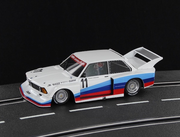 Racer SW58B BMW M3 Group 5 Team #11 European Championship