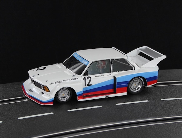 Racer SW58C BMW M3 Group 5 Team #12 European Championship