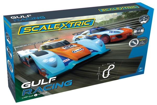 Scalextric C1384 Gulf Racing (GT V LMP)