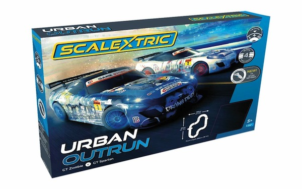 Scalextric C1379T Urban Outrun