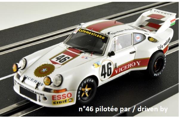 LeMans Miniatures 132084M Porsche RSR Carrera
