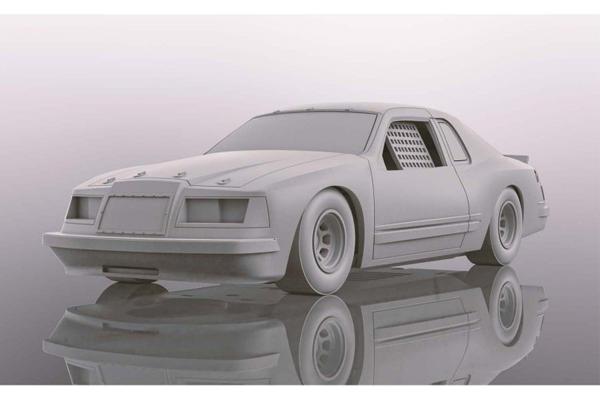scalextric-c4077-ford-1986-thunderbird